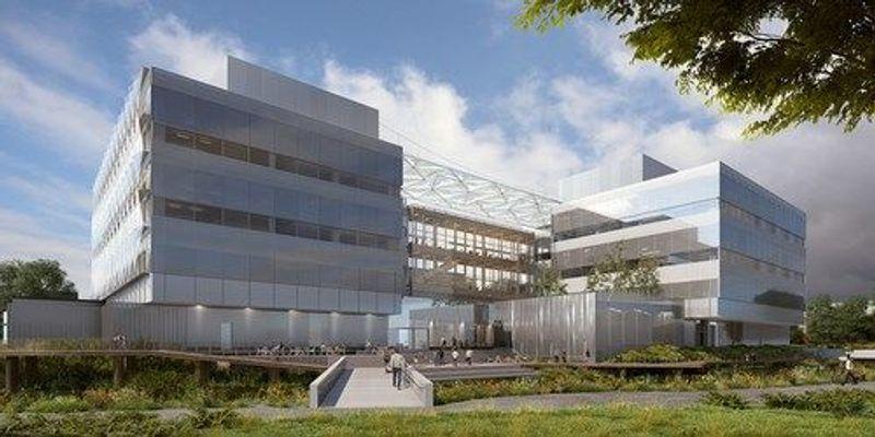 University of Oregon Erecting a $1-Billion Science Center