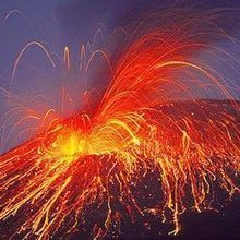 Humanity May Have Flourished After Supervolcano Eruption