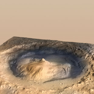 Search for Microbial Life on Mars | The Scientist Magazine®