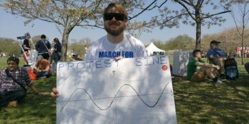 Scenes from the 2018 March for Science