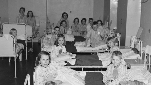 Transgenerational Trauma Passed Down From Wwii Evacuees