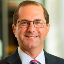 Trump Nominates Alex Azar as Health and Human Services Secretary
