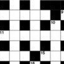October 2017 TS Crossword