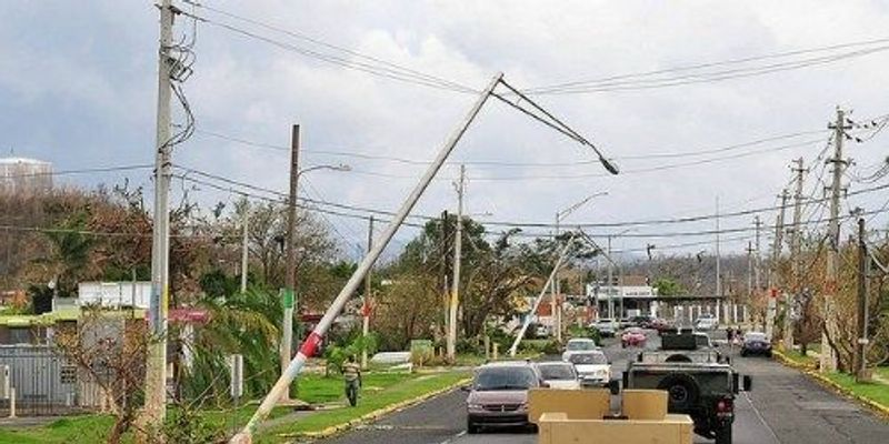 University of Puerto Rico Closed After Hurricane Maria