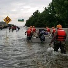 Flooding in Texas Blocks Researchers from Campuses