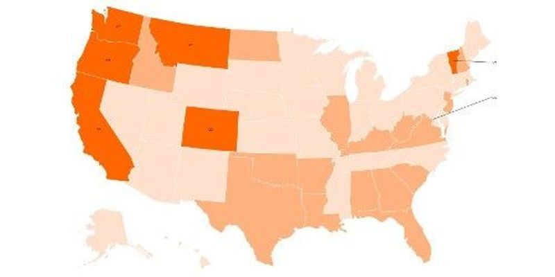 Interactive Infographic: State Laws for Medical Aid-in-Dying