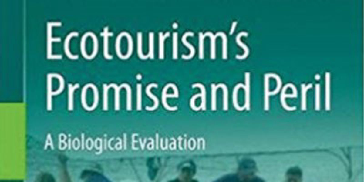 Ecotourism Biological Benefit Or Bane  The Scientist Magazine
