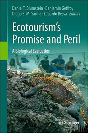 Ecotourism Biological Benefit Or Bane  The Scientist Magazine As Naturebased Tourism Becomes More Popular Considering The Ecological  Effects Of The Practice Becomes Paramount