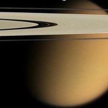 "Molecules that Could Form ""Membranes"" Found Above Titan"