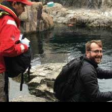 Recreating Fish Migration Written Through Environmental Genomics