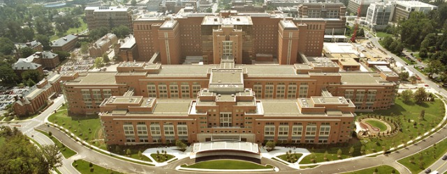 NIH clinical research building