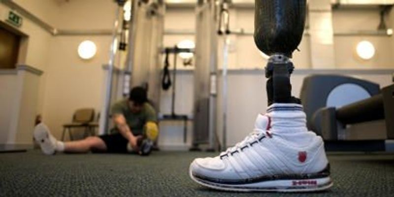 Gaining Proprioception with Prosthetics