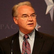 Tom Price Defends the Trump Administration's Proposed Cuts at NIH