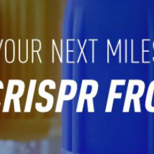 Meet Your Next Milestone With CRISPR