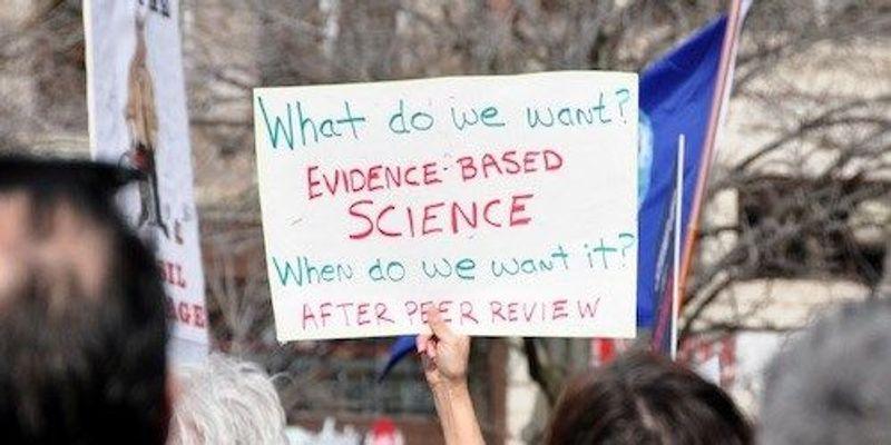March for Science Gains Support from Scientific Societies