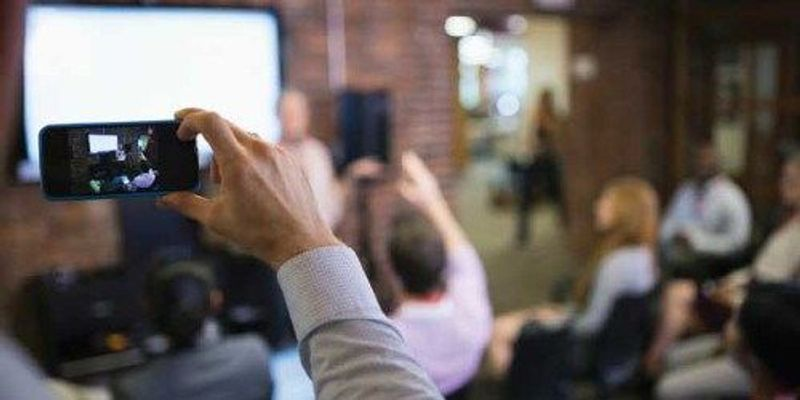 Opinion: An Ethical Code for Conferences
