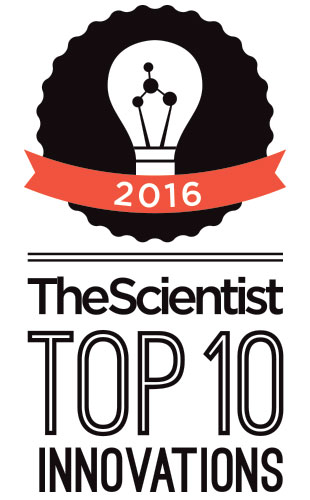 Top 10 Innovations 2016 The Scientist Magazine