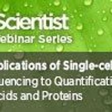 Novel Applications of Single-cell Analysis: From Sequencing to Quantification of Nucleic Acids and Proteins
