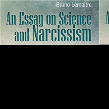 book excerpt from an essay on science and narcissism  the