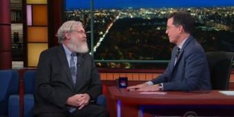 Church on the Late Show