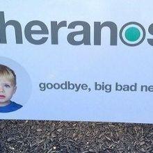 Theranos CEO Presents New Device