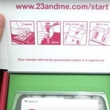 23andMe Markets Genome Kits to Researchers