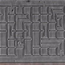 Image of the Day: Mold Maze