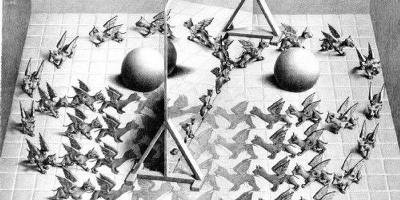 Cognitive Neuroscience Lurking in Art