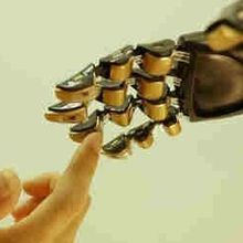 Artificial Skin Communicates with Neurons