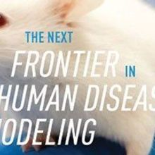 The Next Frontier in Human Disease Modeling