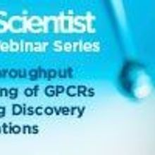 High-Throughput Screening of GPCRs for Drug Discovery Applications