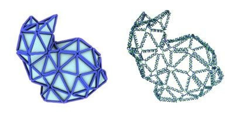 More-Stable DNA Origami