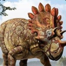 Spiky-Headed Dino Discovered
