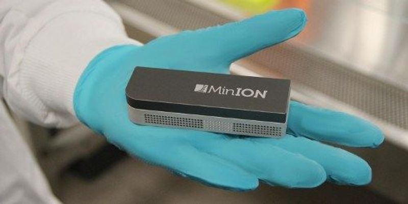 Portable DNA Sequencer Can ID Bacteria and Viruses