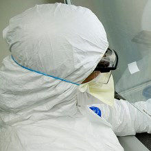 CDC Tech Exposed to Ebola?