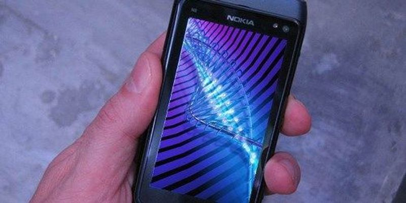 Measuring DNA with a Smartphone