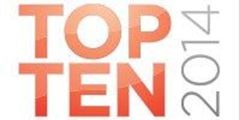 Top 10 Innovations 2014