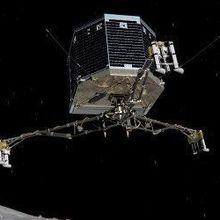 Comet Lander Finds Organic Matter