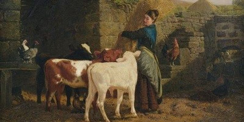 Ancient Europeans Were Lactose Intolerant