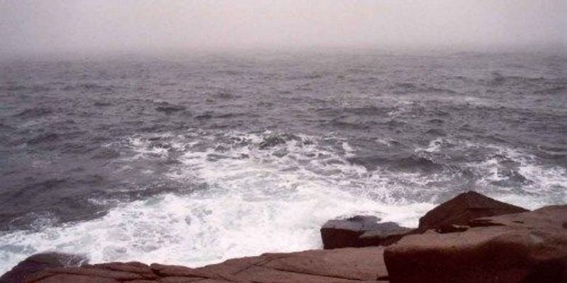 Research Boat Sinks, Two Die