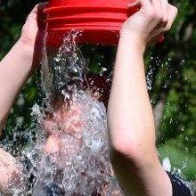 Ice Bucket Challenge Irony