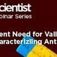 An Urgent Need for Validating and Characterizing Antibodies