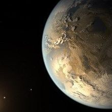 """Earth's """"Cousin"""" Found"""
