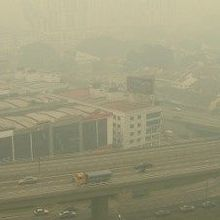 Global Air Quality Crisis