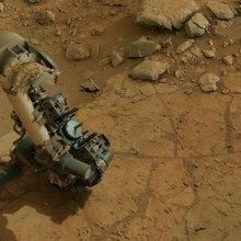 Hospitable Lake Found on Mars