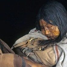 Inca Children Got High Before Death