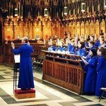 Choir Singers Synchronize Heartbeats