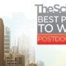 Best Places to Work Postdocs 2013