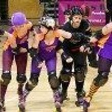 Roller Derby Players Share Germs