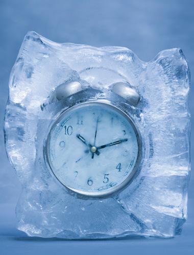 freezing time the scientist magazine